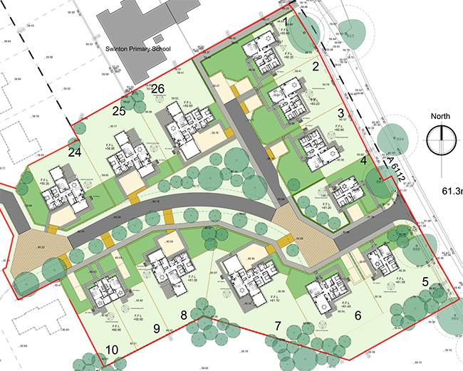 Site 1 Site Plan